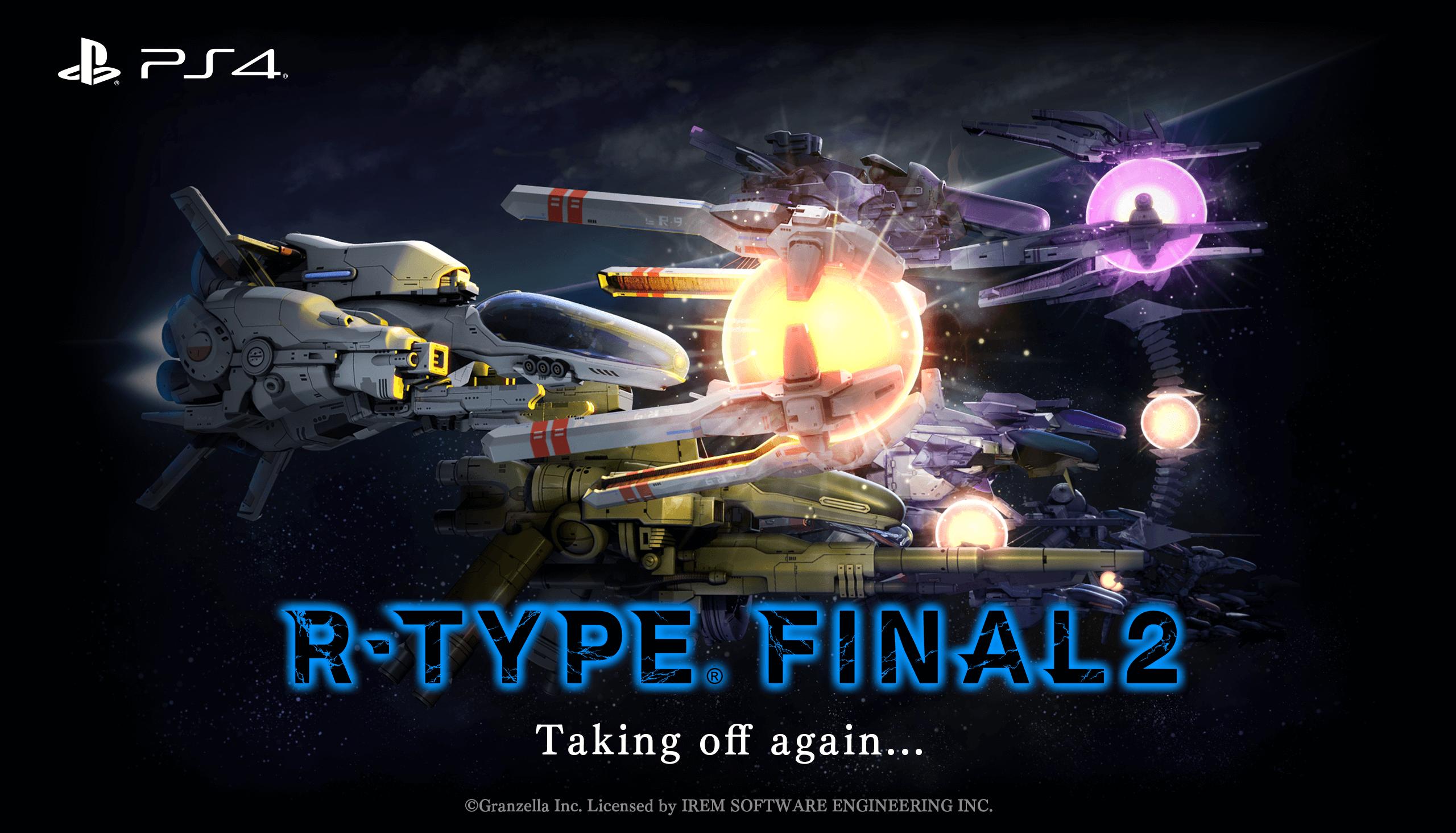 R-TYPE FINAL 2.