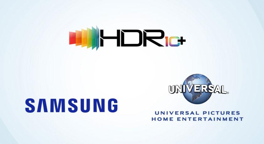 유니버셜 영화사가 HDR10+ 에 참여합니다.