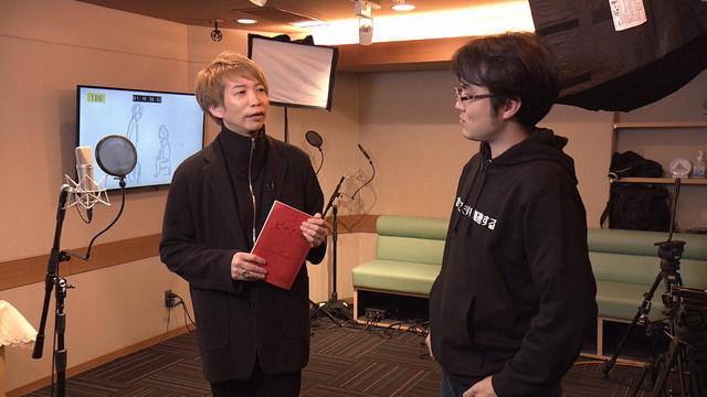 성우 스와베 쥰이치씨가 2019년 4월 27일에 NHK 교육..