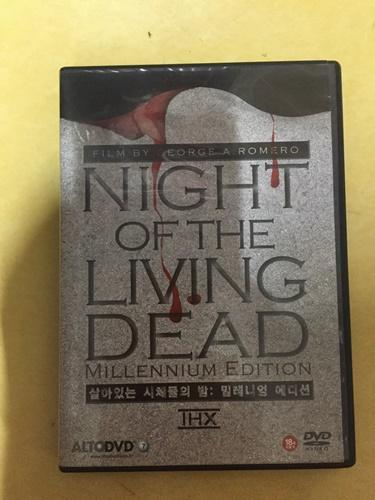 """""""살아있는 시체들의 밤 : 밀레니엄 에디션"""" DVD를 .."""