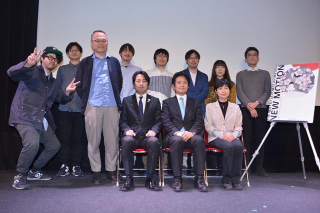 안시 국제 애니메이션 페스티벌 2019, 일본 애니메이..