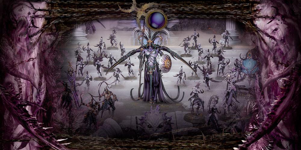 Battletome Preview: Hedonites of Slaanesh