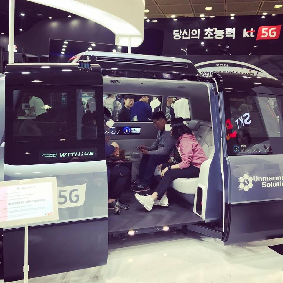월드IT쇼 2019 후기(WIS 2019), 그나마 발견한 제품