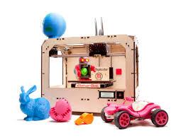 3D 프린팅의 미래.