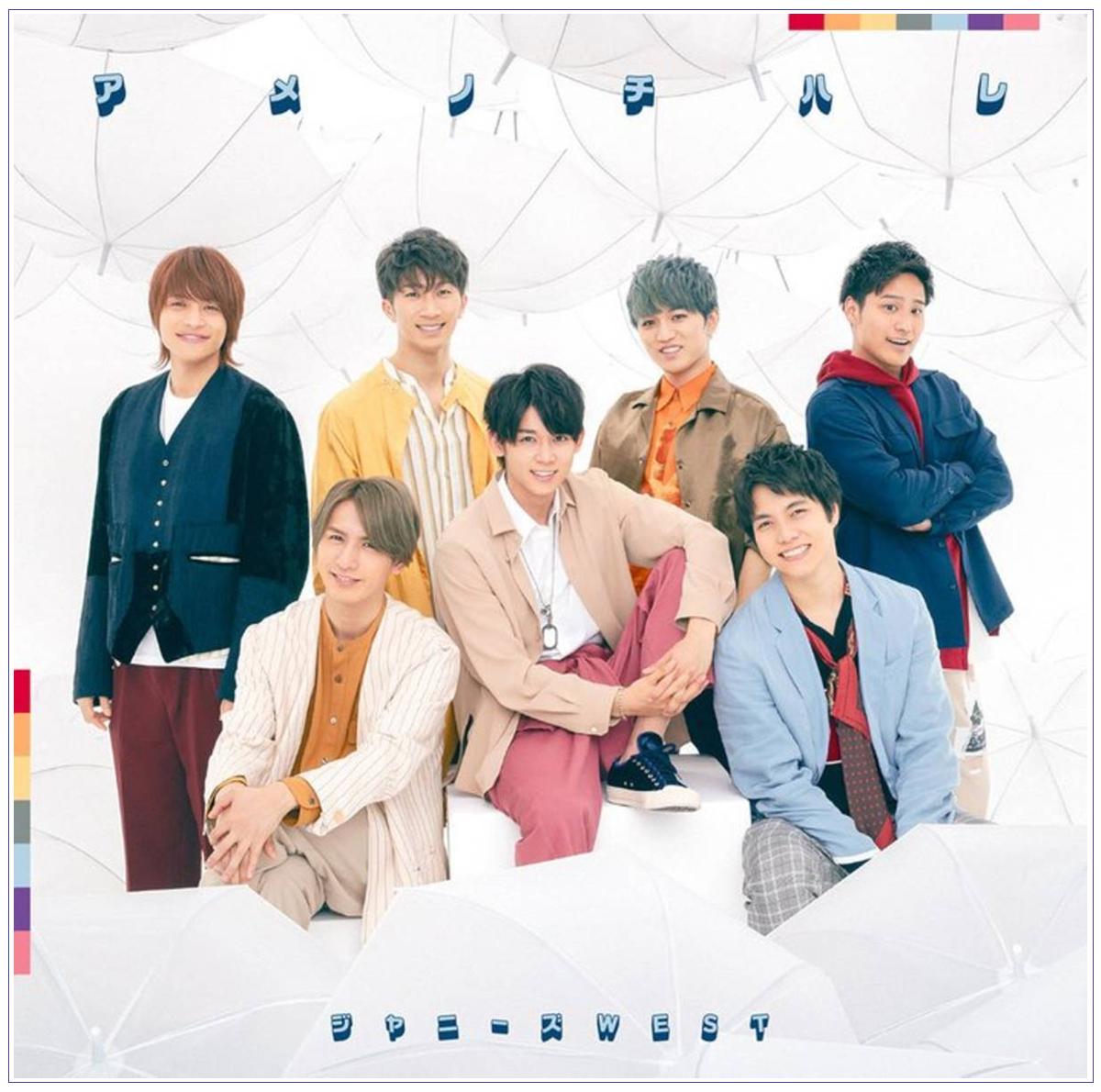 2019년 5/3일자 주간 오리콘 차트(SINGLE 부문)