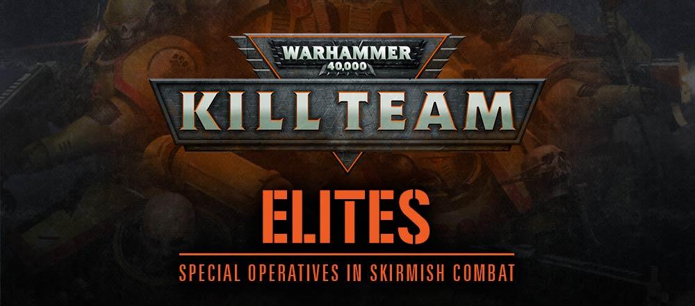 Kill Team: Elites – The Contents