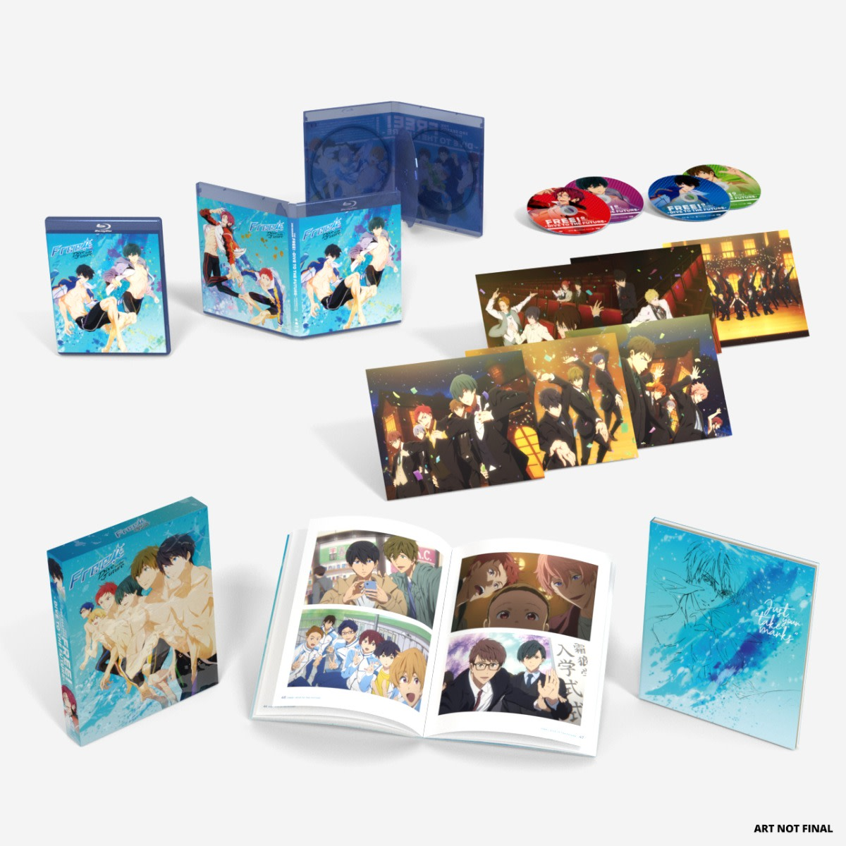 Funimation Free! Dive To The Future 시즌3 ..