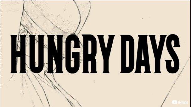 닛신 식품의 컵누들 'HUNGRY DAYS' CM 시리즈의..