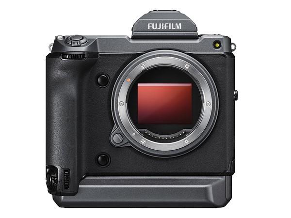 후지필름, 1억 화소 중형카메라 GFX 100 공식 발표