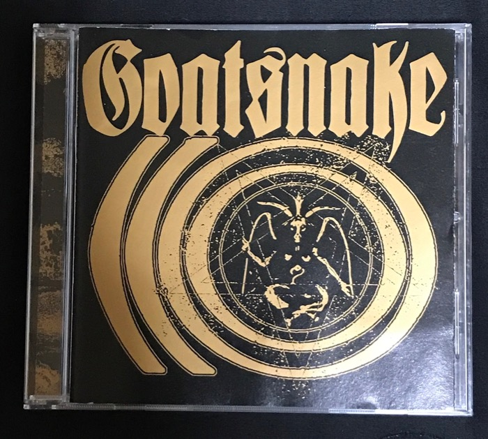 goatsnake - 1+dog days (southern lord, ..